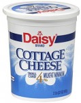 Exceptional Daisy: 3.5 Daisy Cottage Cheese